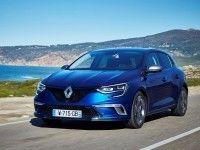 ����� ����� ��������� ���������� �� ���������� � ����� Renault Megane