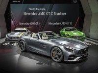 Mercedes-AMG GT ������� �����
