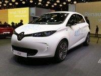 Renault ��������� ����� ���� ����������� Zoe � ������� ����