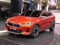 � ������ ����������� �������� ���������� BMW X2
