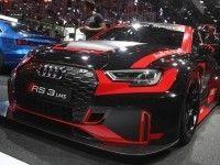 ����� Audi RS3 ����������� ��� �������� �����