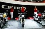 Intermot 2016: классик Honda CB1100EX 2017