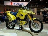 ������������ �������� Suzuki DR-Z Dakar Rally �������� �� �������� 2016