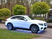 Mercedes-Benz GLC Coupe ����������� � �������