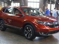 ��������� Honda CR-V ������� ����������