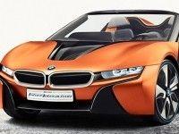 BMW �������� ������� i8 � 2018 ����