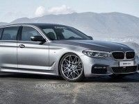 BMW 5 Series 2017: ����� ����� ���� ����� ��������� � ������ ���������