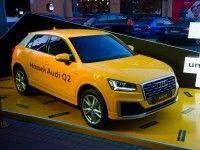 �������, �����, ���������! Audi Q2 ���� ����������� � �������