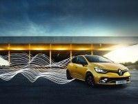 Renault ���������� ���������� � ������ ���� ������� Clio RS