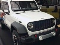 � ���� �������� ���� �� ��������� ������ Jeep Wrangler