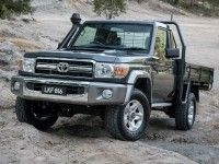 Toyota Land Cruiser 70 �������� ���� ����� �� ����-����