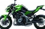 Kawasaki показали нейкед Z900