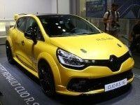 В Renault решили отказаться от самого экстремального Clio