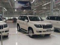 В Китае сделали клон Land Cruiser 200 для бедных