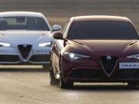 Гонщик на Alfa Romeo вслепую проехал круг Сильверстоуна