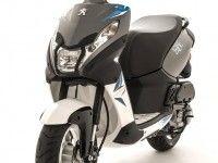 Компания Peugeot показала новый скутер StreetZone 50