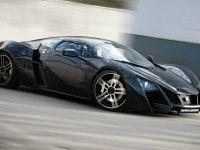 На продажу выставили спорткары и прототипы фирмы Marussia