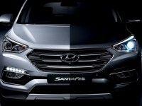 """Лимитированная Hyundai Santa Fe 2.2 CRDI Limited 6 AT уже в автоцентре """"ПАРИТЕТ""""!"""