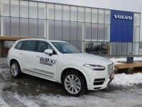 «Volvo Car – Київ Аеропорт» запрошує Вас на тест-драйв нового гібридного Volvo - Volvo XC90 T8 Twin Engine!