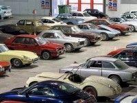Конфискованную коллекцию спорткаров продали за 51 миллион евро