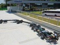 Компания Volvo построит самый большой в мире автобус