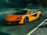 Novitec подготовил первый тюнинг-проект для суперкара McLaren