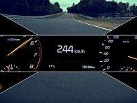 Новинку Kia разогнали до 244 километров в час на Нюрбургринге