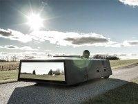 Дизайнер сделал «Потребителя» на колесах