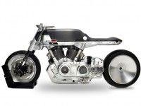 Новый американский мотобренд Vanguard представляет мотоцикл Roadster