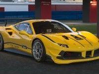 Монокубковый суперкар Ferrari впервые получил турбомотор