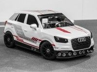 Audi создала «игрушечный» Q2 с искусственным интеллектом