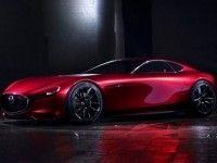 Mazda отказалась от разработки спорткара с роторным двигателем
