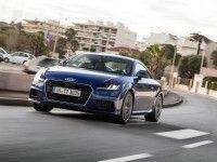 В Audi построили дизельную версию купе TT с полным приводом