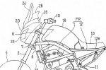 Kawasaki запатентовала эскиз будущего круизера