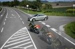 Компания Honda патентует систему экстренного торможения для мотоциклов