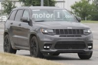 Новый Jeep Grand Cherokee Trackhawk представят в Нью-Йорке