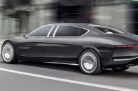 Опубликован рендер Mercedes-Maybach 850 Landaulet