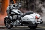 Мотоцикл Indian Chieftain Jack Daniels 2017