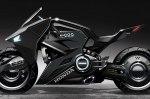 Honda сделала мотоцикл для фильма «Призрак в доспехах»