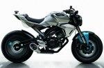 Honda представила концептуальный мотоцикл 150SS Racer