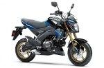 Представлен мотоцикл Kawasaki Z125 Pro 2018