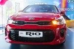 Новый KIA RIO презентовали в «Автоцентре на Столичном»
