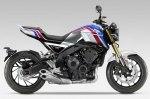 Нейкед Honda CB1000R в разработке