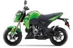 Возвращение проворного байка - Kawasaki Z125 Pro