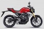 Новый мотоцикл Honda CB150R