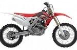 Honda отзывает мотоциклы модели CRF
