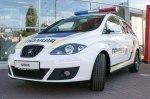 SEAT для Патрульної поліції України