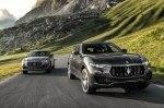 Maserati выводит на рынок бензиновый кроссовер Levante S