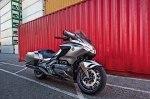 Появились новые фото мотоцикла Honda GoldWing 2018