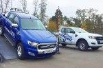 «НИКО Форвард Мегаполис» приглашает на тест-драйв легендарного Ford Ranger